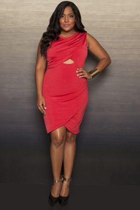 Vogue Plus Size Magazine   ... Zevarra   Plus Size Magazine Daily Venus Diva   Plus Size Fashion Blog