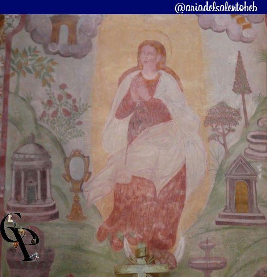 Litanie Lauretane - ex convento francescano della Madonna degli Angeli, Sternatia