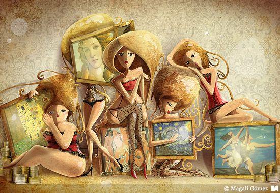 Ilustradores Argentinos | La Ilustración Argentina Destacada | - Part 2