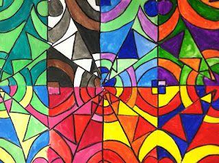 Color Design Art : Kingdom of colors artechouse