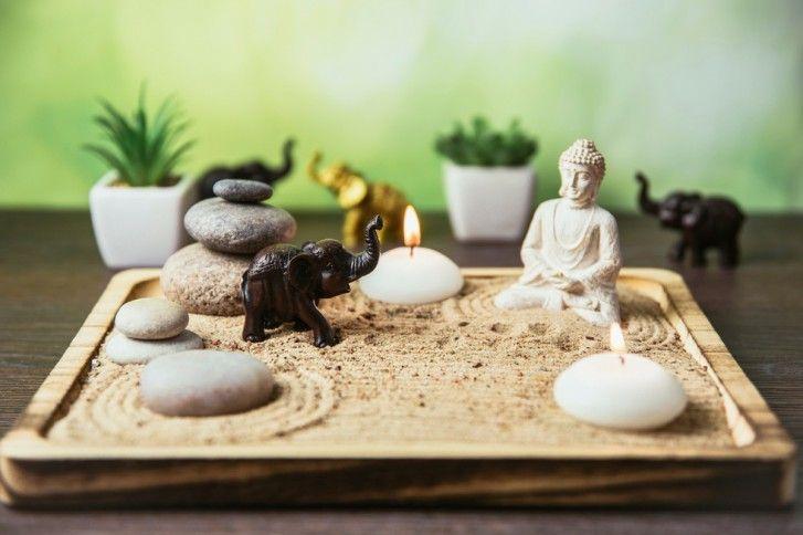 Come Realizzare Un Giardino Zen Da Tavolo Giardino Zen Giardino