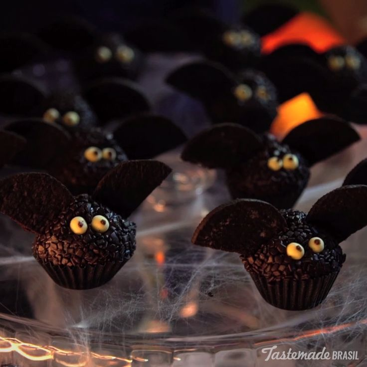 "Bat ""Brigadeiros"" recipe                                                                                                                                                                                 More"