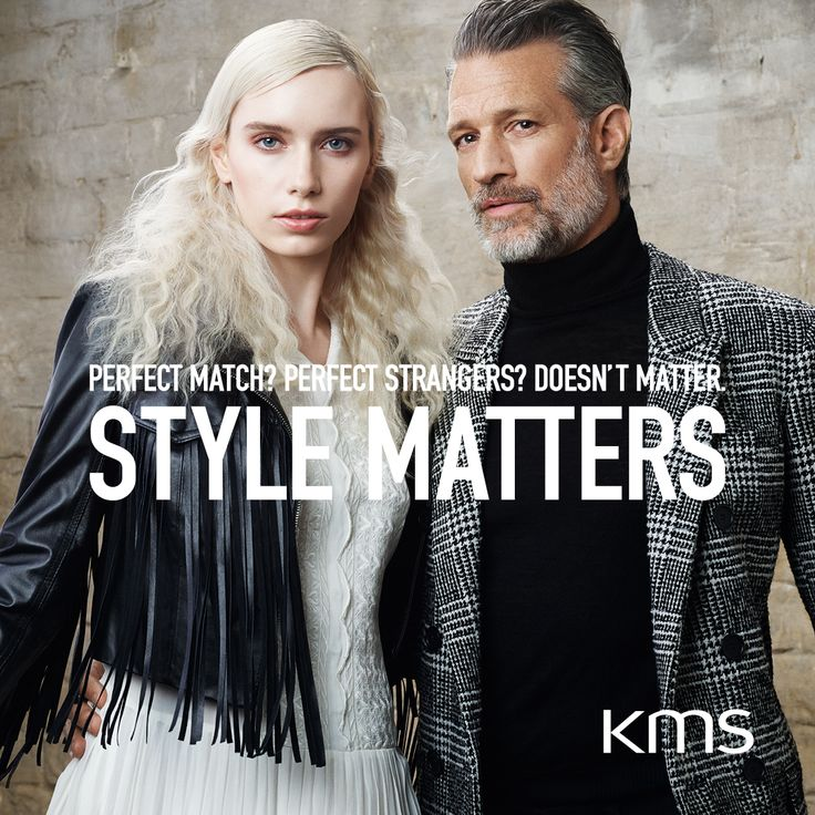 Great style may not save the world. But at the end of the day, STYLE MATTERS. #kmshair #stylematters #kmsinspiration #hairstyling #stylist #styling #hairdresser #look