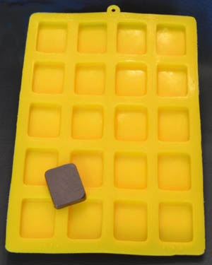 Butter Ganache or Caramel Mold...