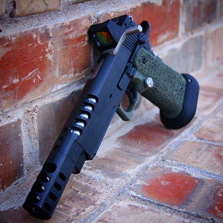 Matt McLearn Custom Guns STI 2011 9mm