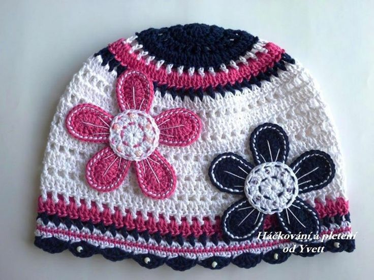 crochet hat, only picture