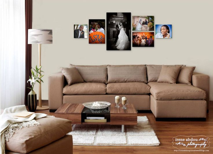 This Is A Canvas Cluster   A Series Of Individual Canvas Gallery Wraps,  Placed Together On A Single Wall In A Pre Designed Layout. The Overall Lenu2026