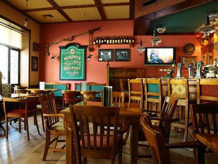 Irish Pub Decor The Irish Pub Restaurant Tashkent