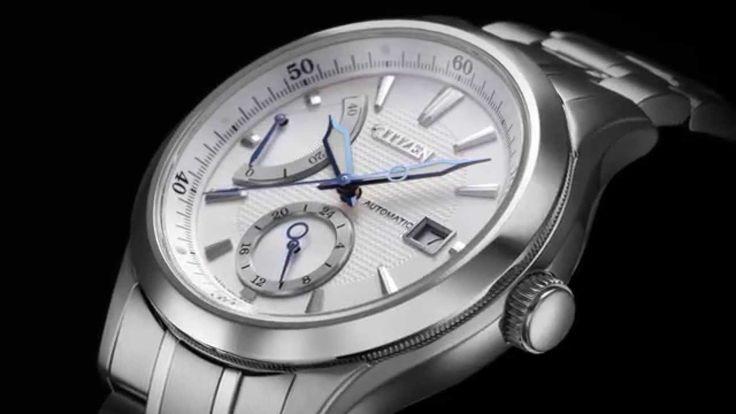 CITIZEN - Signature Grand Classic Automatic 2015