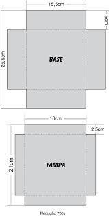molde de caja cuadrada con tapa para imprimir - Buscar con Google