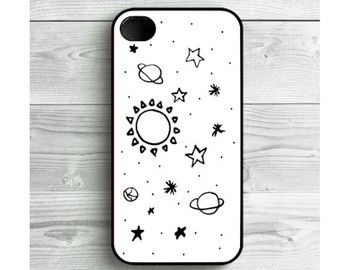 Phone Case NOT holographic Tumblr iPhone 4/4S iPhone by LENKALIKE
