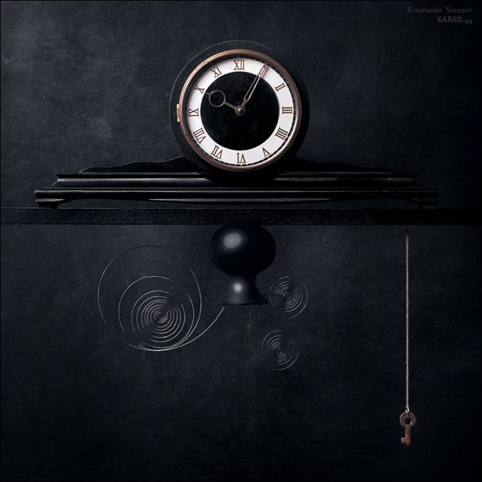 black on #black #clock