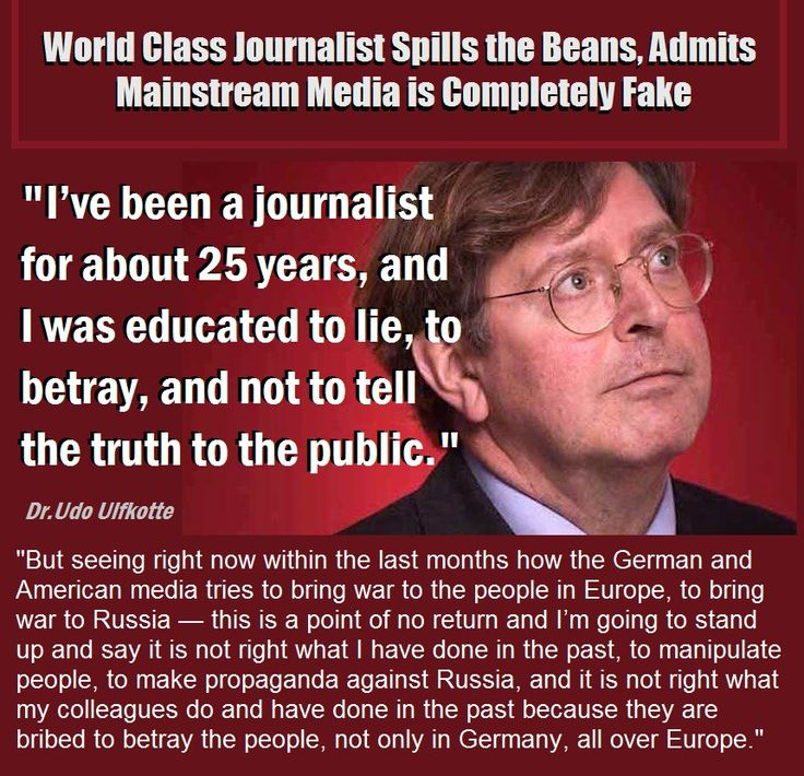 Udo Ulfkotte journalist author Who exposed the lies & #war #Propaganda of…