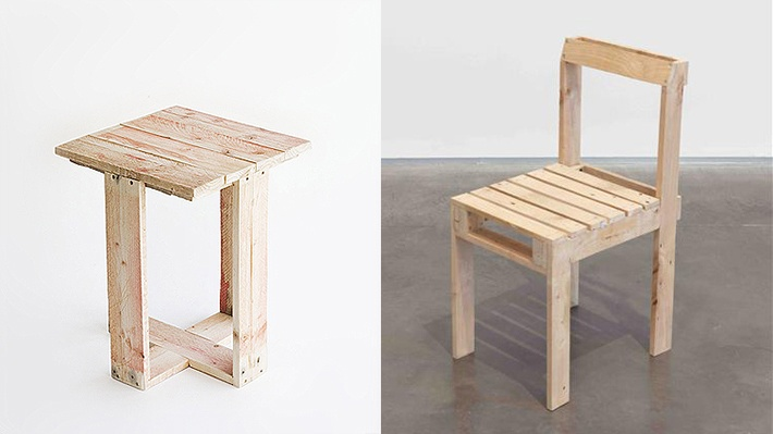 Hecho con palets * Upcycling pallets*