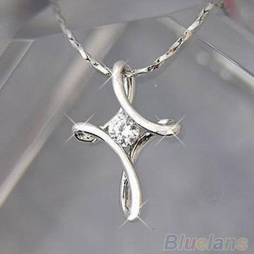 The 25 best Infinity cross necklaces ideas on Pinterest Cross