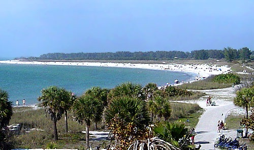 9. Summery Place/Travel - Fort De Soto Park, Florida.  Dr. Beach rated this the #1 beach in Florida, and I agree - it's my favorite beach to go (and was featured in Magic Mike!)