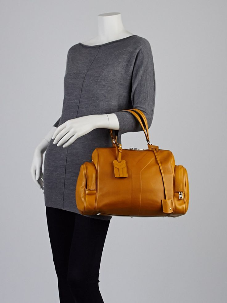 YSL Vanity bowler bag | Under the Pinfluence3 | Pinterest ...