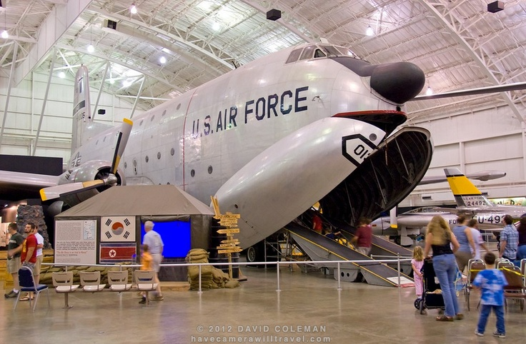 Wright Patterson Air Museum, Dayton, OH Where I've