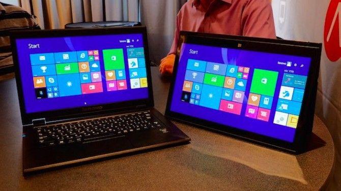 ¿Nuevo record? Lenovo presenta LaVie Z: ultrabooks tan livianas que no lo creerás