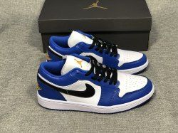 7ef9199eabfc77 Nike Air Jordan 1 Low Hyper Royal Orange Peel 553558 401 Mens Womens  Basketball Shoes