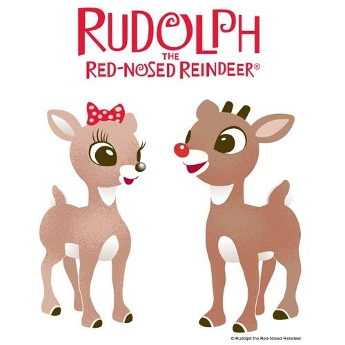 Pin On Rudolph