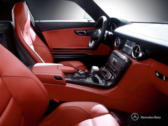 Mercedes-Benz SLS AMG. Is it still a car?