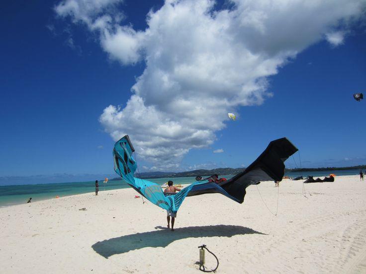 kite surfing Tobago
