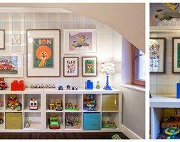 Pokój dziecięcy - New Hamptons Residence - zdjęcie od DeCandia Design