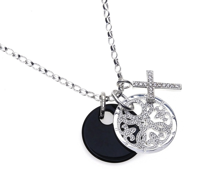 Thomas Sabo Twilight Hour Complete Necklace