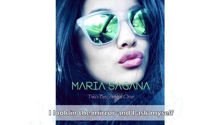 "María Sagana.""Two Becomes One"" Lyric Video"