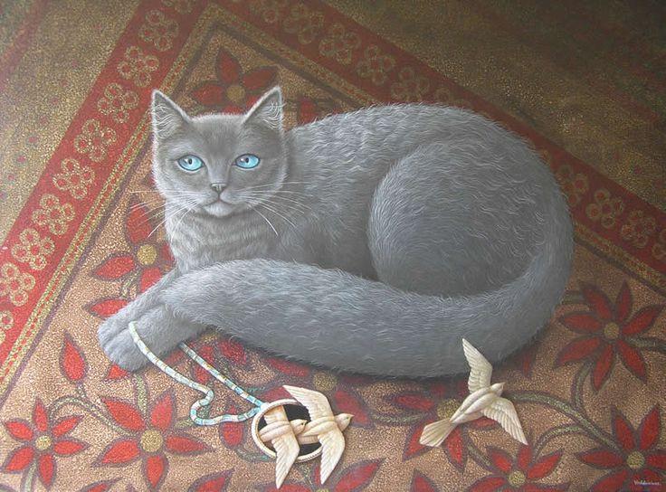 El enigma del Felino / Hernan Valdovinos.