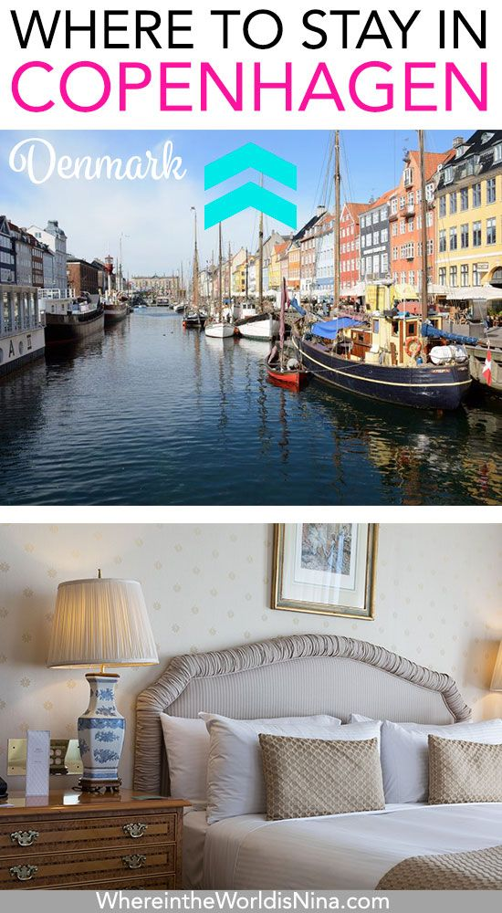 Here are the best places to stay in Copenhagen. These Copenhagen hotels are for any budget. Budget hotels in Copenhagen to luxury hotels in Copenhagen. Find the best Copenhagen accommodation for any budget right here. Pin this for later so you don't lose it! #Copenhagen #Hotels
