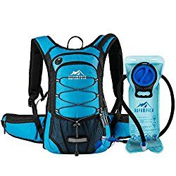 Hydration Backpack perfect for hiking, day trips -especially if you're in high altitude! How to take the Perfect day trip from Denver. Have a day in Denver and want to try something new? Want to explore outside of the Denver area but don't want to have to travel too far? Well, I have a perfect day trip from Denver for you to consider! #colorado #travel #adventuretravel