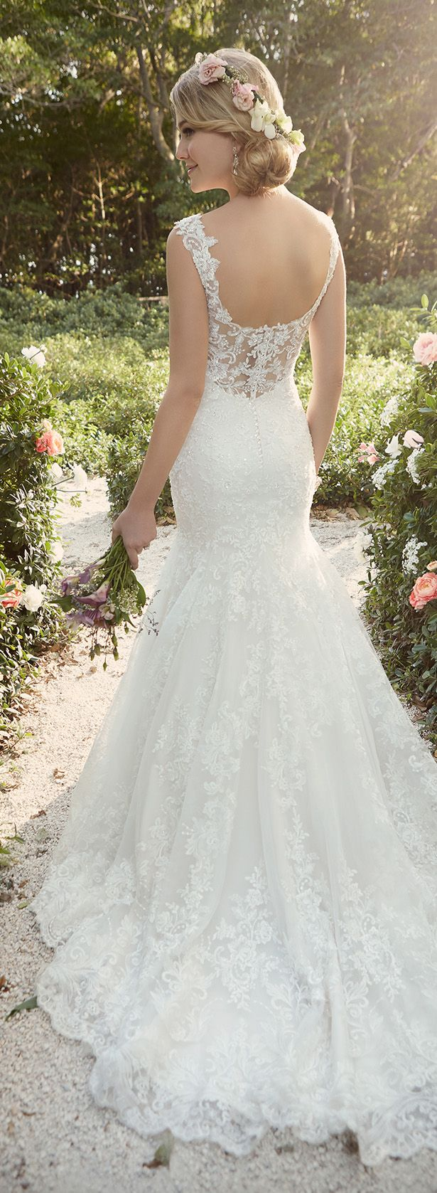 BEST #WeddingDresses of 2015 - Essense of Australia Spring 2016 Bridal Collection