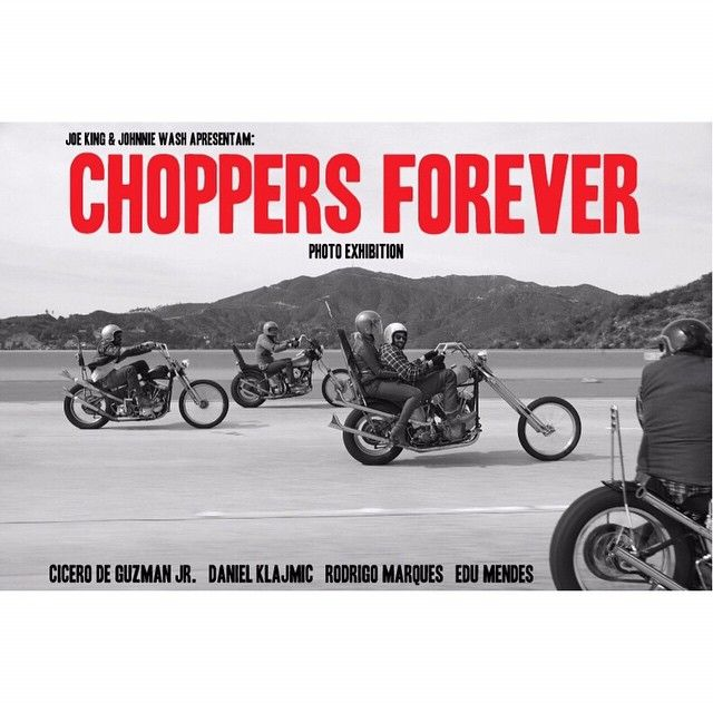 COMING SOON CHOPPERS FOREVER photo exhibition