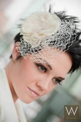 Wedding  Short Hairstyles / Kısa Gelin Saçları, #gelin #gelinlik #düğün #bride #wedding #gelinlik #weddingdresses #weddinggown #bridalgown #marriage #weddinghair, #hairstyles #www.gun-ay.com