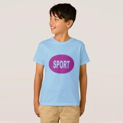 TEE-SHIRT    SPORT   CANDY T-Shirt - diy cyo personalize design idea new special custom