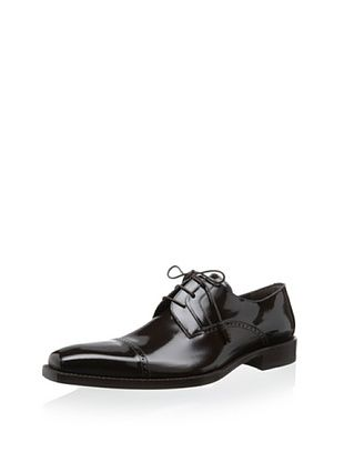 45% OFF Mezlan Men's Cap Toe 3 Eye Laceup (Brown)
