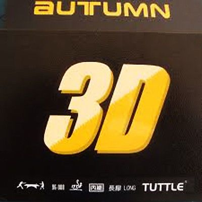 Tuttle #autumn 3d long pimple #table tennis #rubber,  View more on the LINK: http://www.zeppy.io/product/gb/2/272284780665/