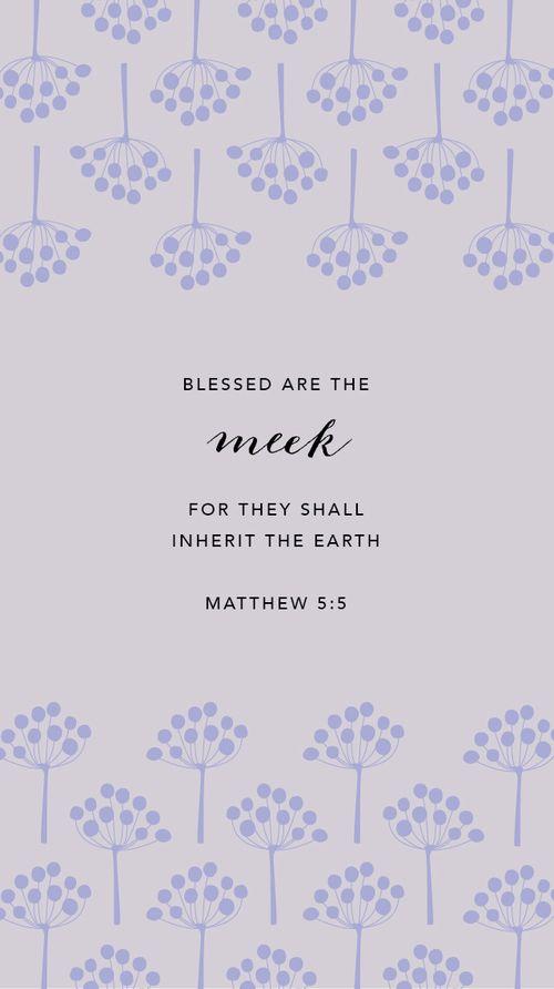Weekly Truth - Beatitudes Week 3 — Elle & Co.