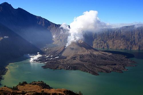 Mount Rinjani - Lombok, West Nusa Tenggara