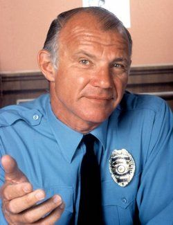 Michael Conrad--Actor best known for his role on Hill Street Blues 1925-1983
