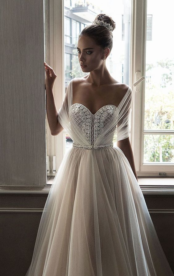 Elihav Sasson Wedding Dress Inspiration
