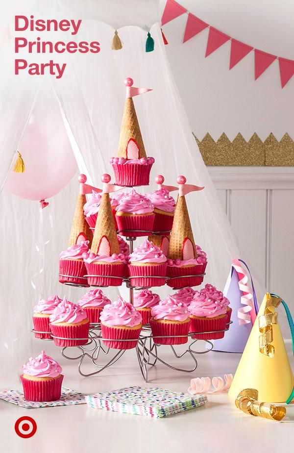 Celebrate Your Little Girl With A Disney Princess Birthday Party Find Tiaras Disney Princess Birthday Party Disney Princess Birthday Princess Birthday Party