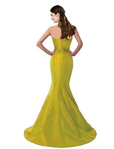 9d64c35713d BABUBALA Elegant cool Color E Dress DESIGN Brief Elegant Mermaid  One-Shoulder Evening Dress Blue