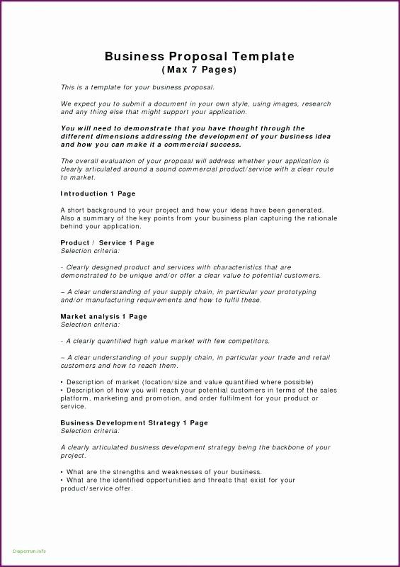 Tv Show Proposal Template New Reality Tv Show Proposal Template Business Plan Template Free Business Proposal Sample Business Plan Template