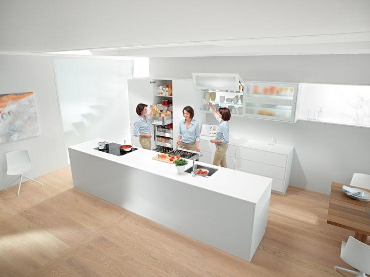 Ergonomie - indeling keuken