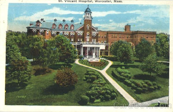 St. Vincent Hospital Worcester, MA