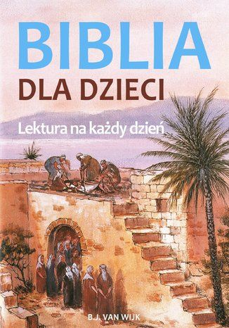 """Na kartach """"Biblii dla dzieci"""" młodzi czytelnicy spotkają prawdziwych ludzi i poznają prawdziwe historie. Zobaczą miłość, wierność i troskę, ale także nieposłuszeństwo, nienawiść, bunt. Znajdą ostrzeżenia przed złymi życiowymi wyborami, ale także zachęcające przykłady, godne naśladowania. Przede wszystkim jednak, spotkają Boga, który troszczy się o ludzi i daje się poznać każdemu, kto Go szuka."""