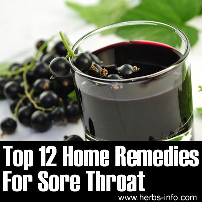 Top 12 Home Remedies For Sore Throat